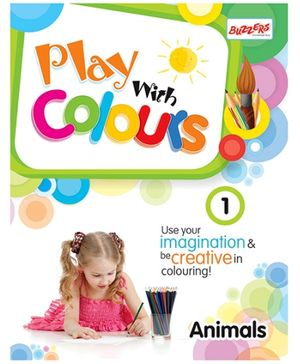 Buzzers Play With Colours 1 - English