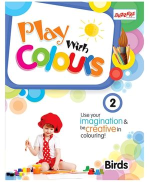 Buzzers Play With Colours 2 - English