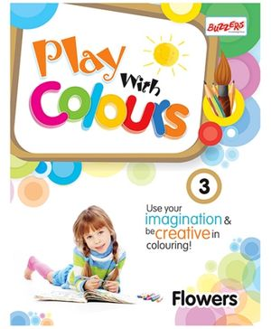 Buzzers Play with Colours Volume 3 - English
