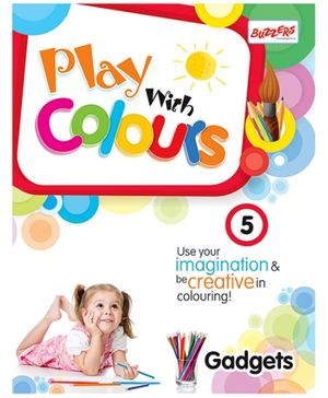 Buzzers Play With Colours 5 - English