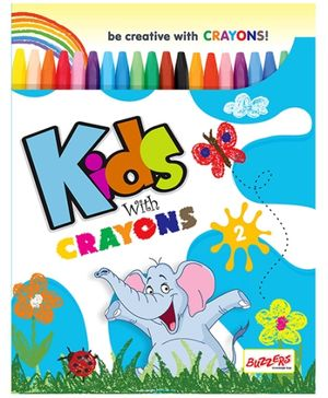 Buzzers presents Kids With Crayons 2 - English