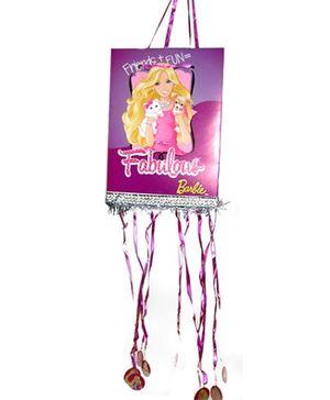 Barbie Paper Pianata - Pink