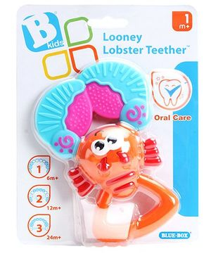 BKids Looney Lobster Teether