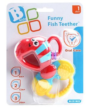 BKids Funny Fish Teether