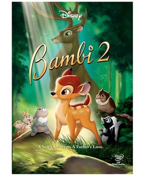 Sony DADC  Bambi II Special Edition DVD - English