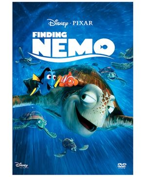 Sony DADC Disney Finding Nemo English DVD