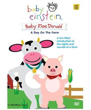 Sony DADC Baby MacDonald English DVD
