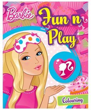 Barbie Fun N Play - Coloring