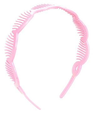 Stol'n Comb Style Pink Hair Band