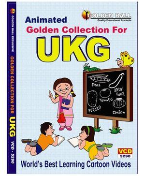 Golden Ball Animated UKG - VCD
