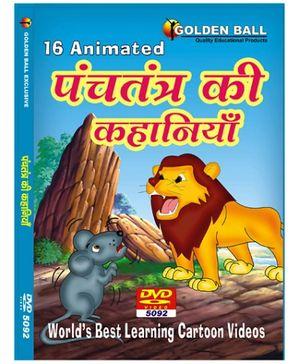Golden Ball 16 Animated Panchtantra Ki Kahaniya DVD