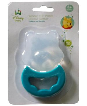 Disney Winnie The Pooh Silicone Teether