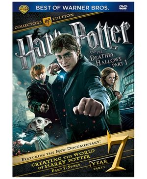Sony Harry Potter And The Deathly Hallows Part I - DVD