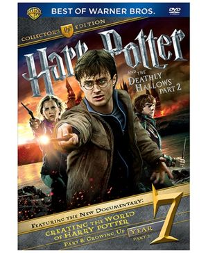 Sony Harry Potter And The Deathly Hallows Part II - DVD