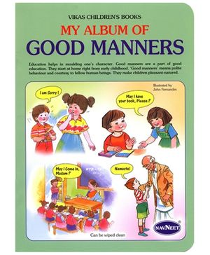NavNeet My Album Of Good Manners - English