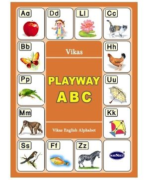 NavNeet Vikas Playway ABC - English