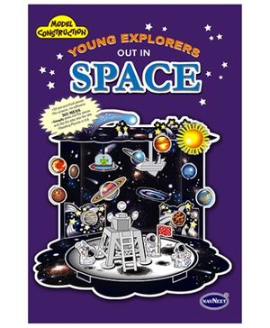 NavNeet Young Explorers Out In Space Model Construction - English