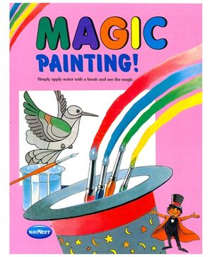 NavNeet Magic Painting Part 1 - English