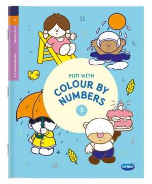 NavNeet Fun With Colour By Numbers Part 3 - English