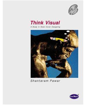 NavNeet Think Visual A Study In Book Cover Designing Shantaram Pawar - English