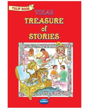 NavNeet Treasure Of Stories Tulip Book - English