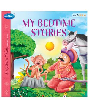 My Bedtime Stories Book 1 - English
