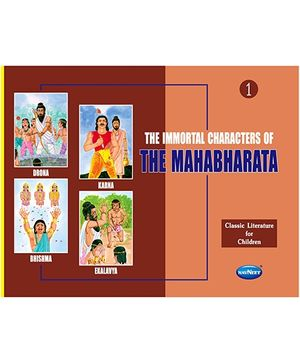 NavNeet The Immortal Characters Of The Mahabharata Part 1 - English