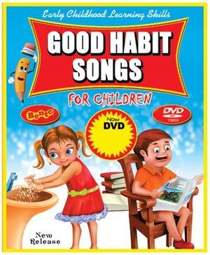 Bento Good Habit Songs For Children - DVD