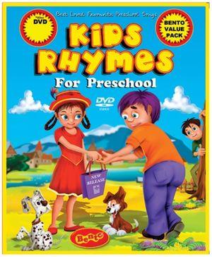 Bento Kids Rhymes For Pre School - DVD