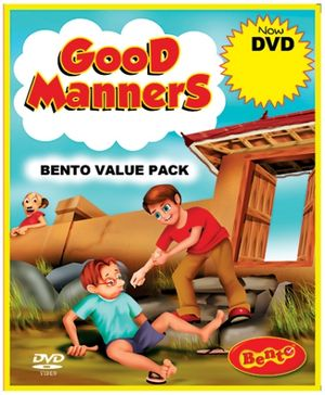 Bento Good Manners - DVD