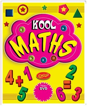 Bento Kool Maths DVD - English