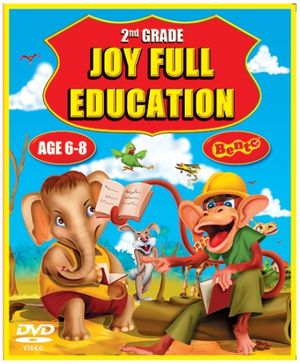 Bento Second Grade Joyful Education DVD - English