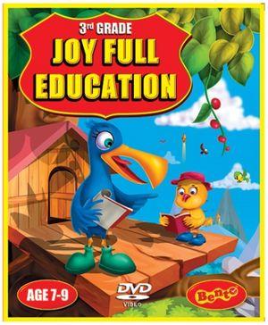 Bento Third Grade Joyful Education DVD - English