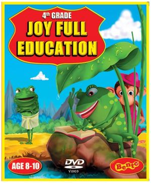 Bento Fourth Grade Joyful Education DVD - English