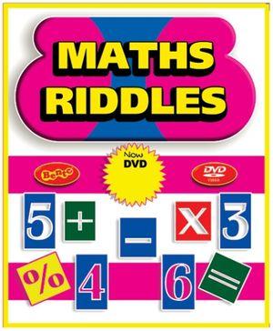 Bento Maths Riddles DVD - English