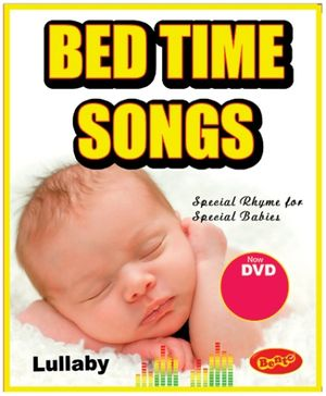 Bento Bed Time Songs Lullaby DVD - English