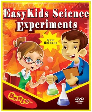 Bento Easy Kids Science Experiments DVD - English