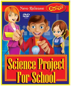 Bento Science Project For School DVD - English