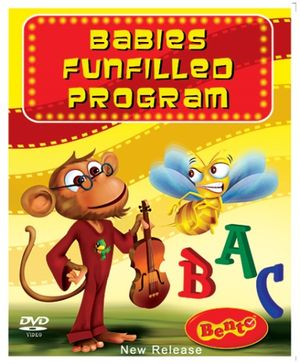 Bento Babies Fun Filled Program DVD - English