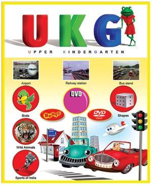 Bento U K G DVD - English