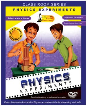 Bento Physics Experiments DVD - English