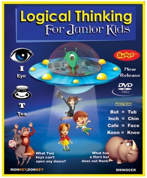 Bento Logical Thinking For Junior Kids DVD - English