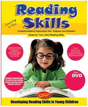 Bento Reading Skills DVD - English