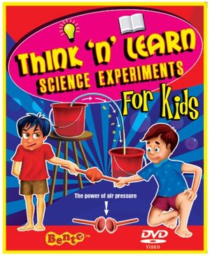 Bento Think N Learn Science Experiments for Kids - English