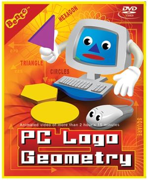 Bento PC Logo Geometry DVD - English