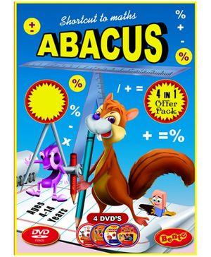 Bento Shortcut To Maths Abacus DVD - English