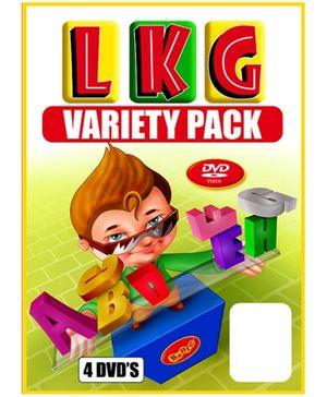 Bento LKG Variety Pack DVD - English