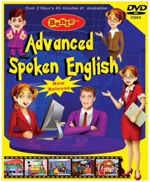 Bento Advanced English Spoken DVD - English