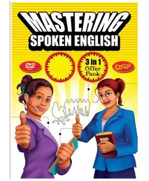Bento Mastering Spoken English DVD - English