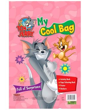 Sterling Tom And Jerry My Cool Bag